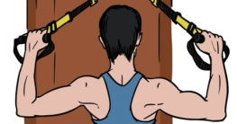 Sling Trainer Türbefestigung