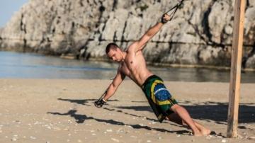 aeroSling ELITE - Sling Trainer training