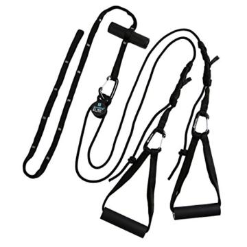 aeroSling ELITE - Schlingentrainer mit-umlenkrolle