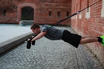eaglefit Sling Trainer professional, Modell 2016; schwarz -